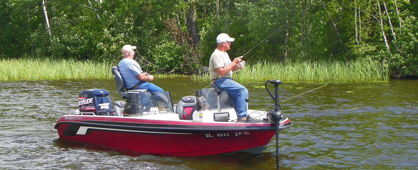 Chippewa Flowage Fishing